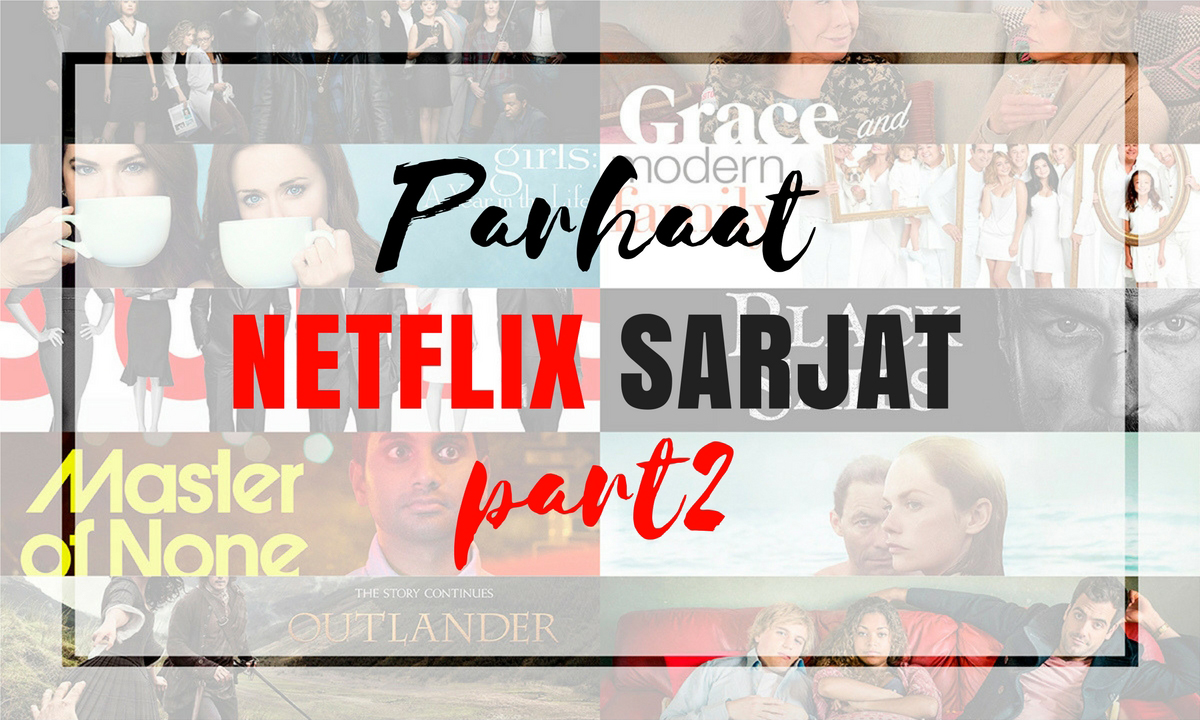 Netflix Suosikit Part 2