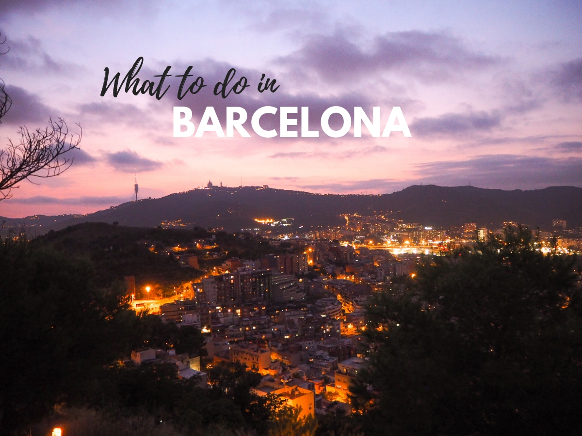 Read more about the article Barcelonan Must See