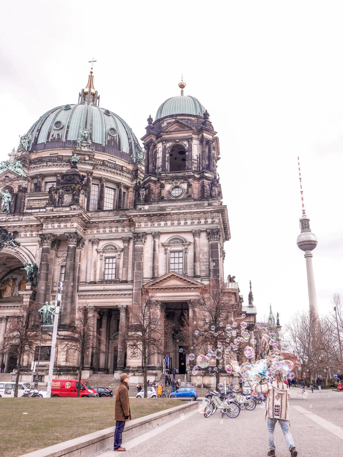 Pidennetty viikonloppu Berliinissä
