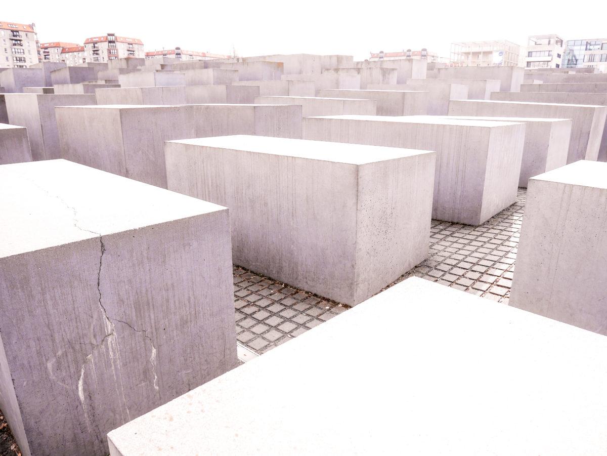 Holokaustin muistomerkki