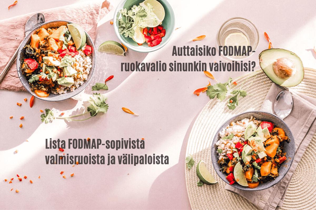 FODMAP-ruokavalio