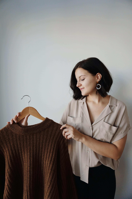Ajatuksia ennen vaatteen ostoa