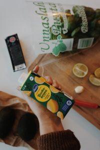 Viikon reseptivinkki – Nopea avokadopasta