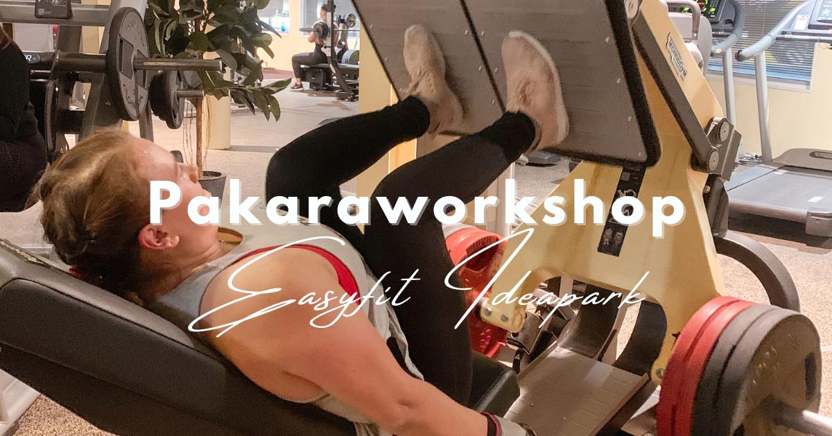 Pakaraworkshop