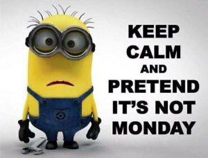 Pitäisikö maanantain nimi muuttaa?