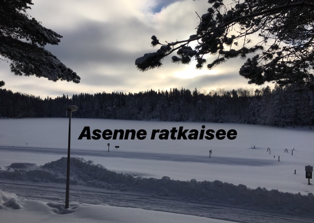 Read more about the article Asenne ratkaisee