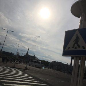 Kiskatiimin maailman matka Tallinnaan
