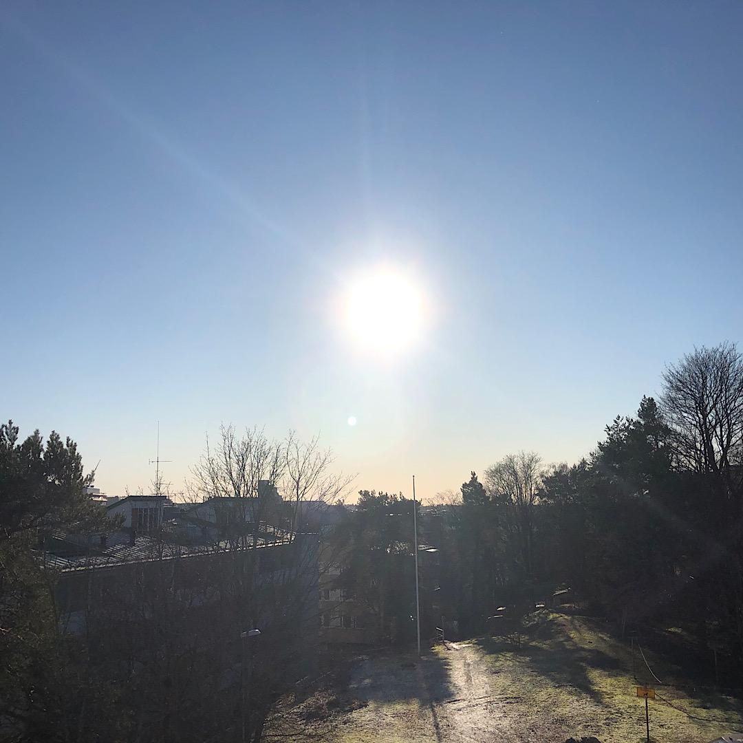Vetikö talvi höplästä