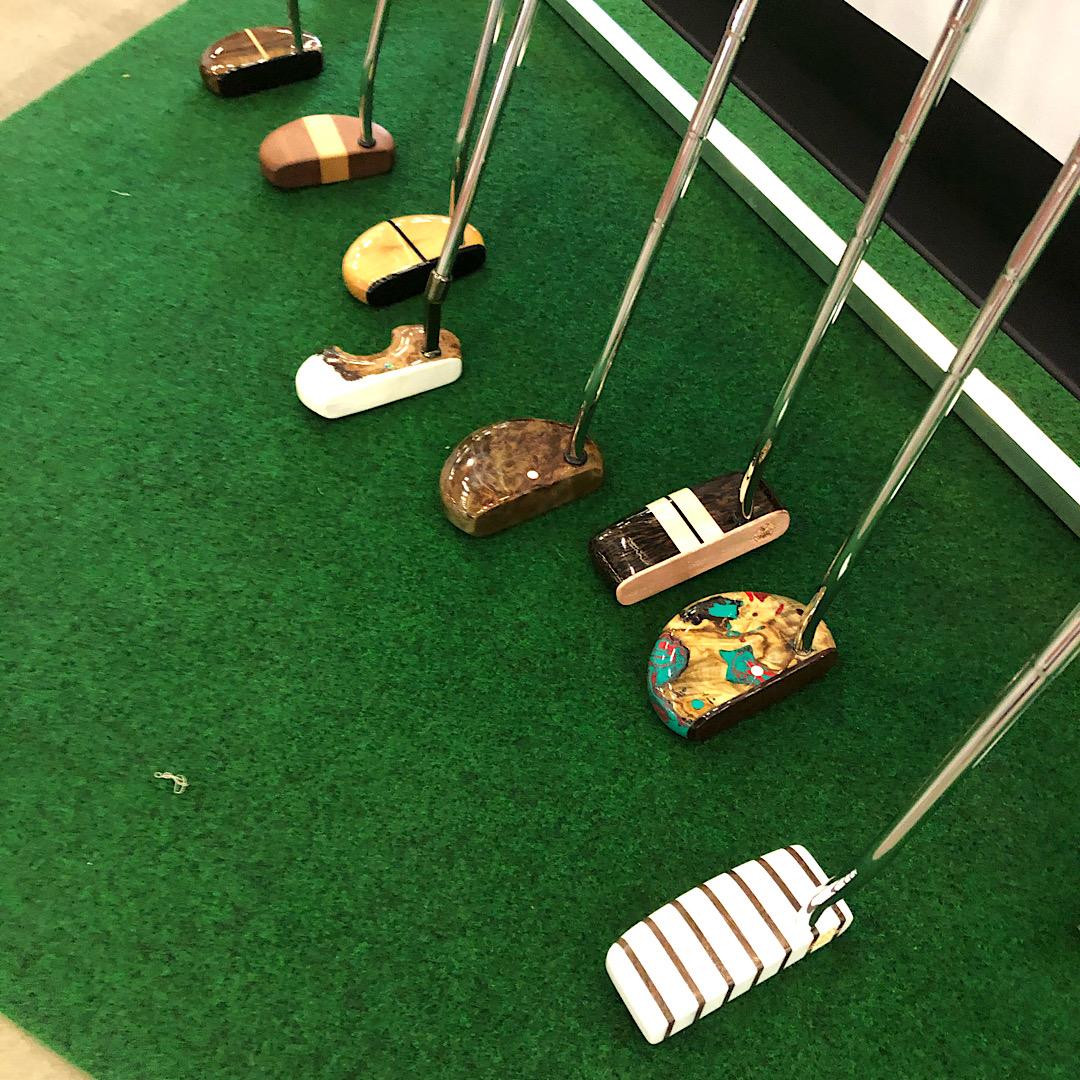 Golf:in tuoksua ilmassa