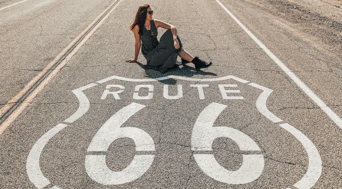 Route 66 vinkkejä!