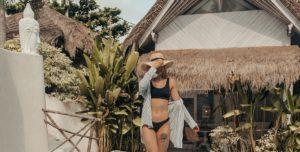 Balin majoituksemme