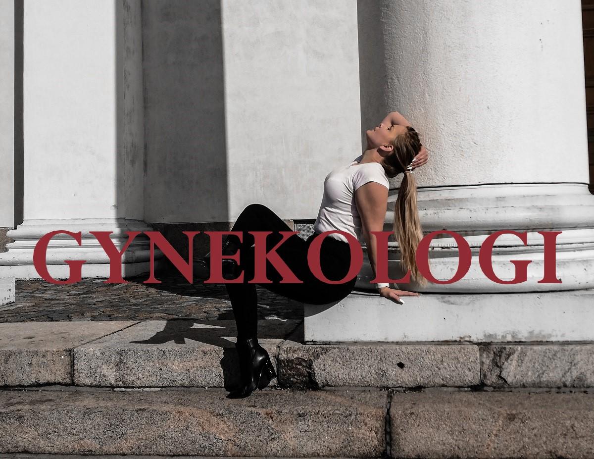 Let's talk about: GYNEKOLOGI