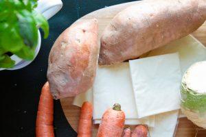 Viikon ruokavinkki: kasvissosekeitto