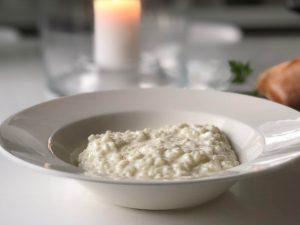 Mitä tänään ruuaksi: riisipuuro