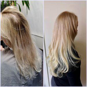 BPhair slaavihiuksilla parhaat hiustenpidennykset