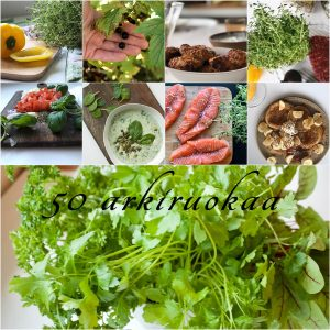 Ruokalista: 50 ravitsevaa ja edullista arkiruokaa koko perheelle
