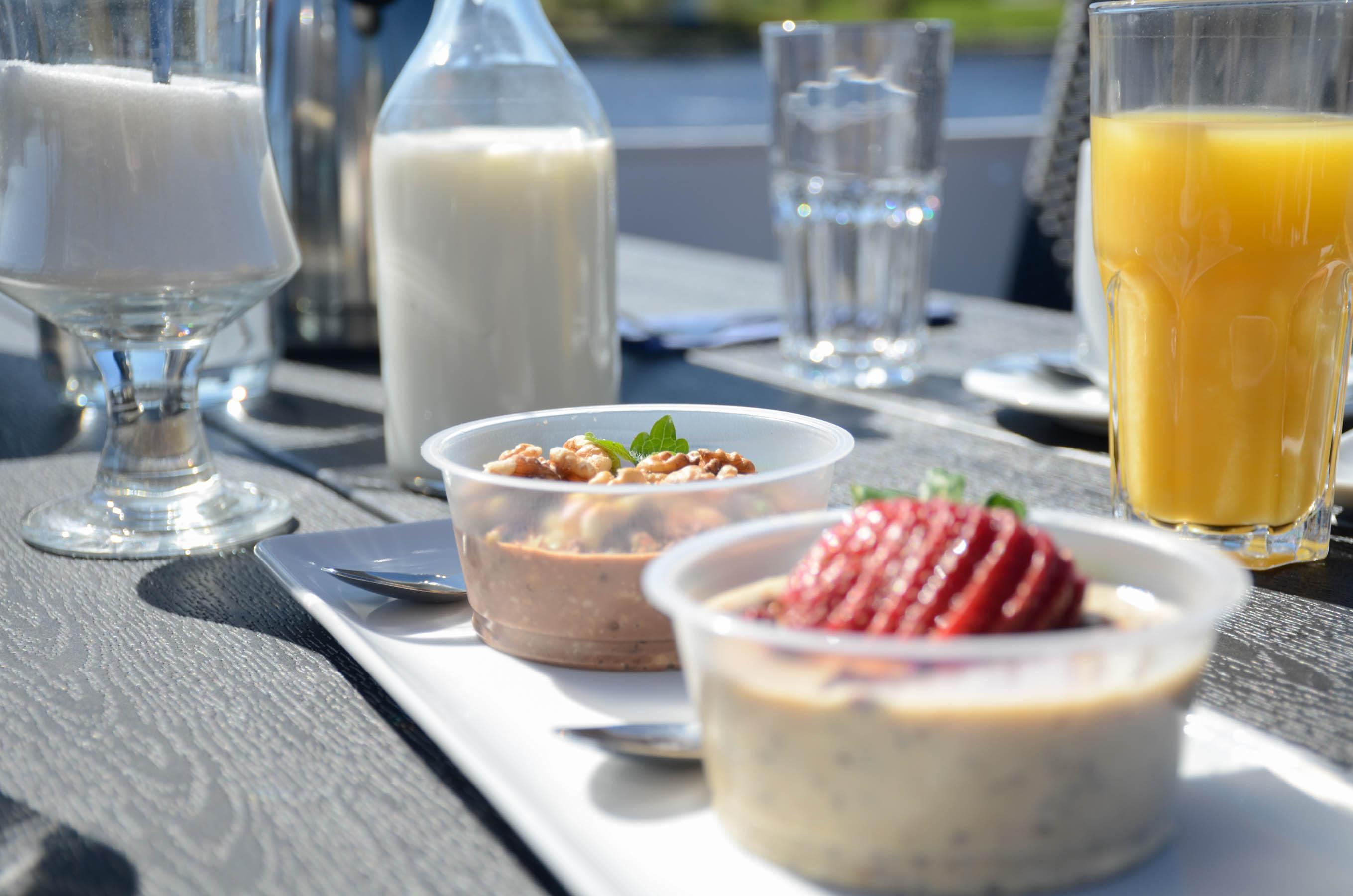 Saimatar tarjoaa Joensuun parhaan maisema-aamupalan