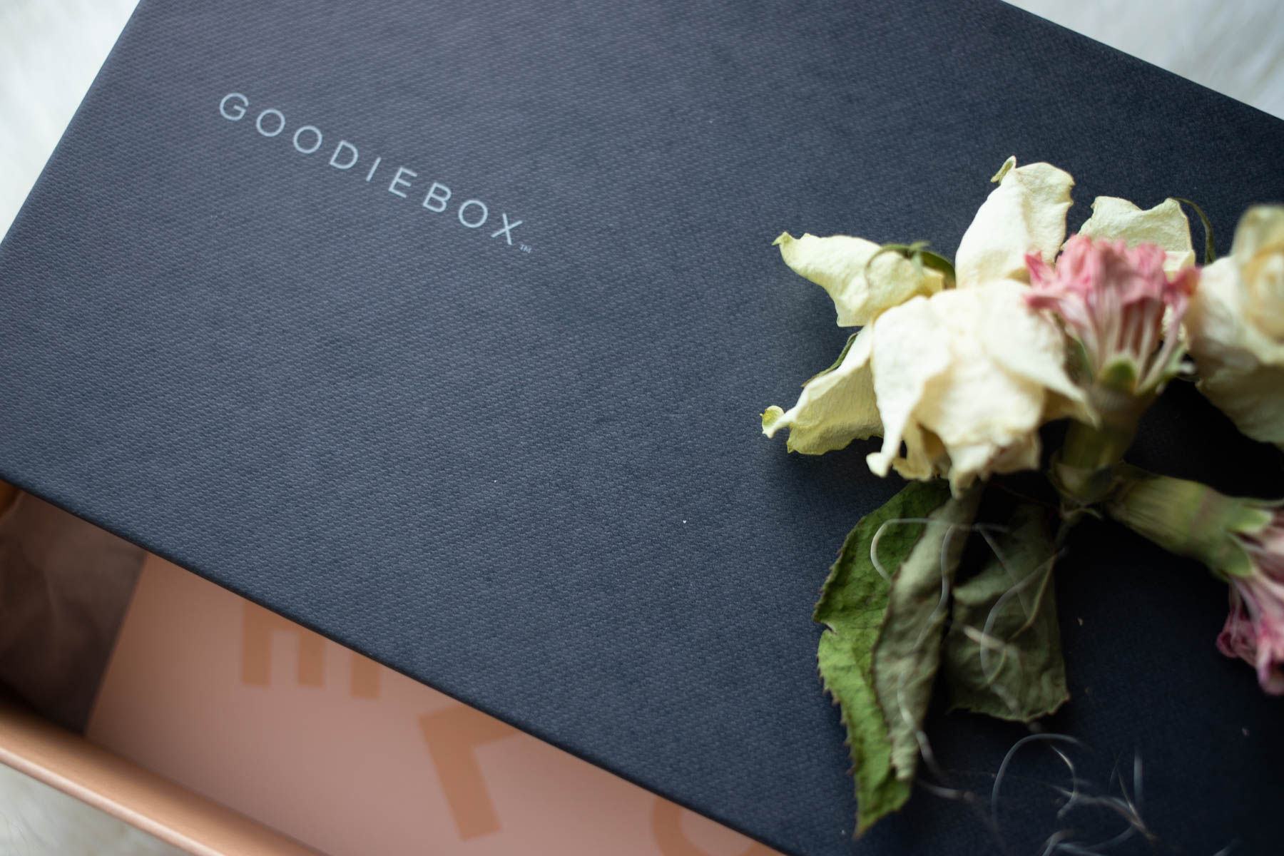 goodiebox unboxing