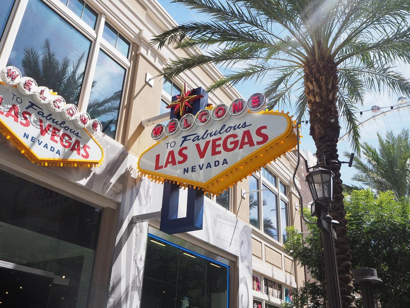 Häämatkalla Vegasissa