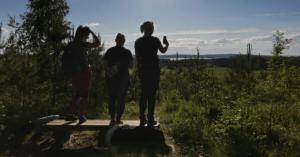 Read more about the article Trailia noukkimassa