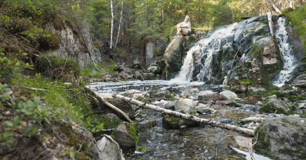 Read more about the article Ylöjärven ainoa vesiputous