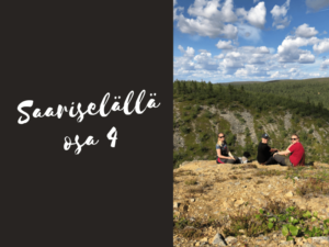 Read more about the article Saariselällä osa 4