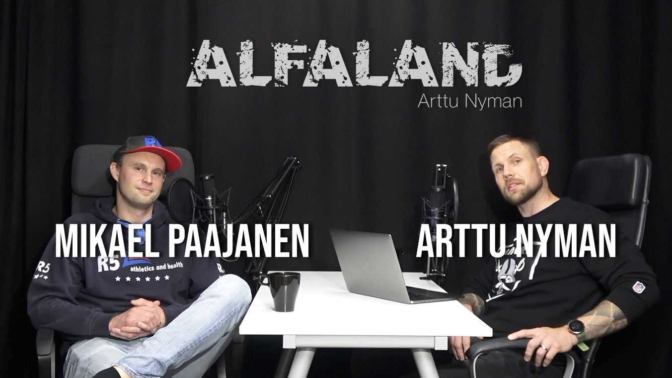mikael paajanen podcast